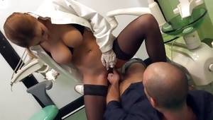 Superior inviting nurse riding on tremendous tough cock